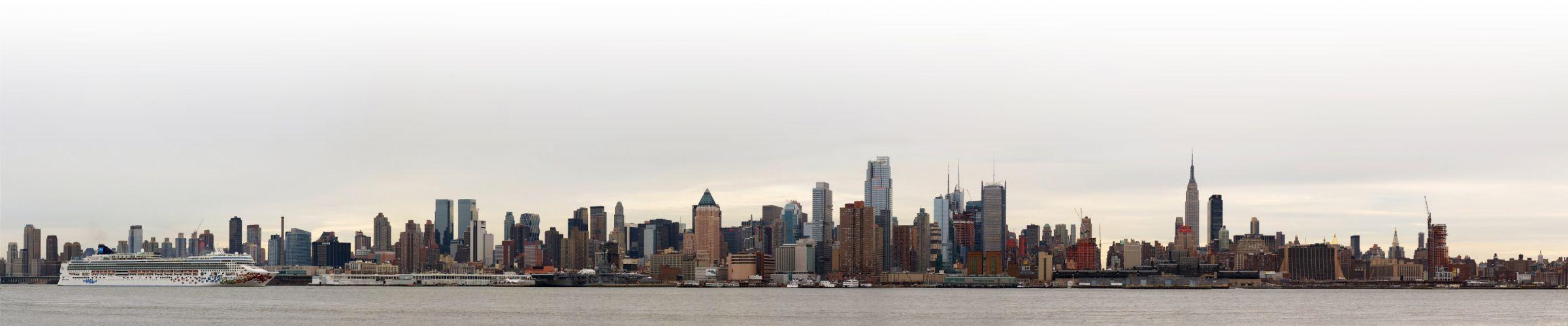 New York Cruise Ship Norwegian Gem boat f wallpaper