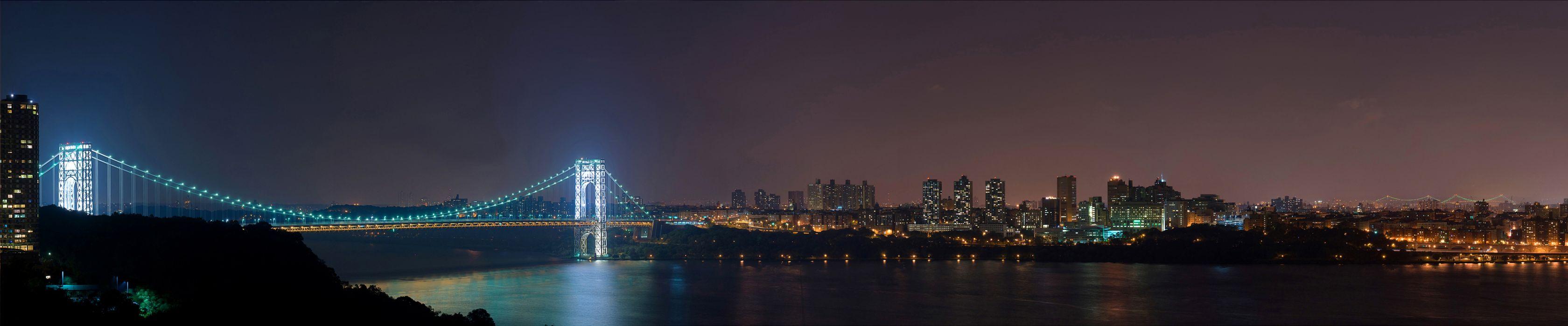New York George Washington Bridge   g wallpaper