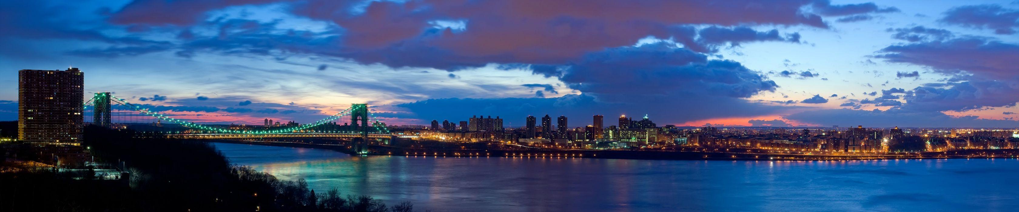 New York Hudson River bay      g wallpaper