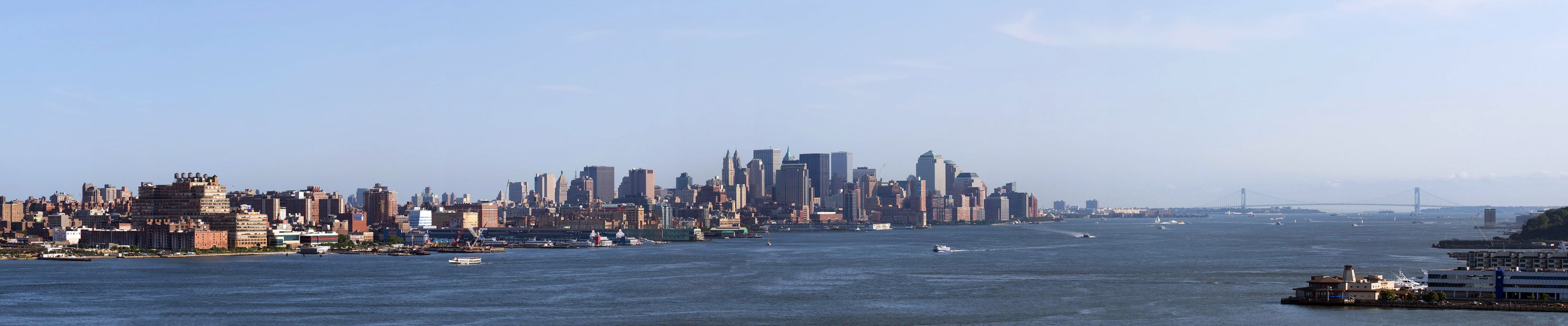 New York Hudson River bay     h wallpaper