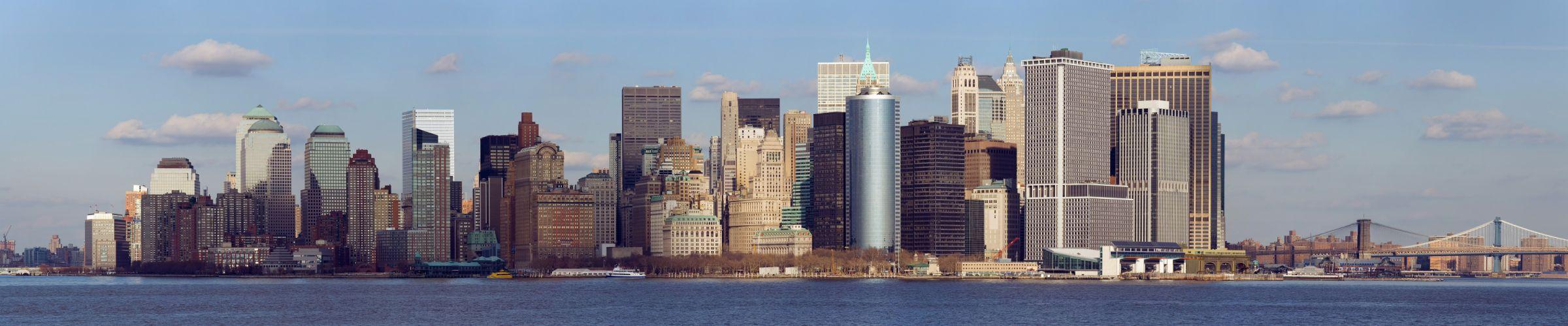 New York Manhattan wallpaper