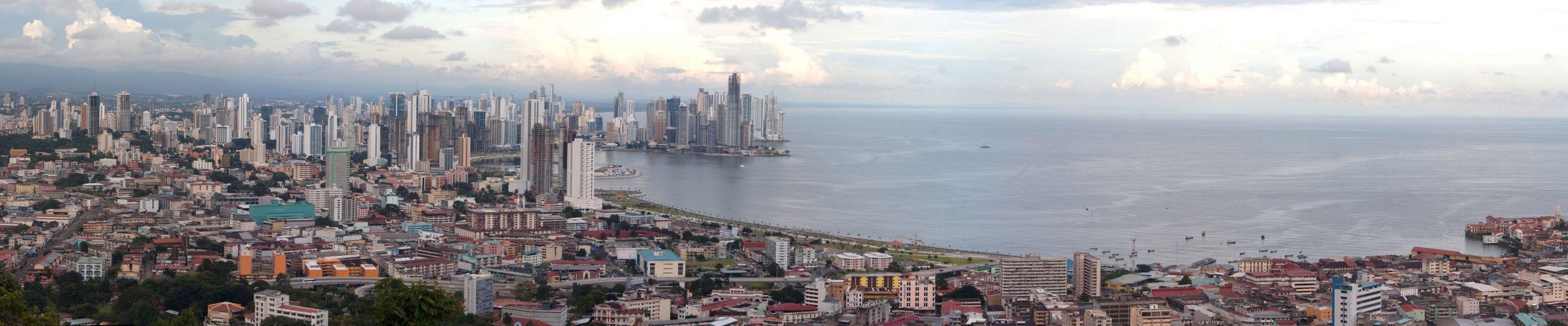 Panama City wallpaper