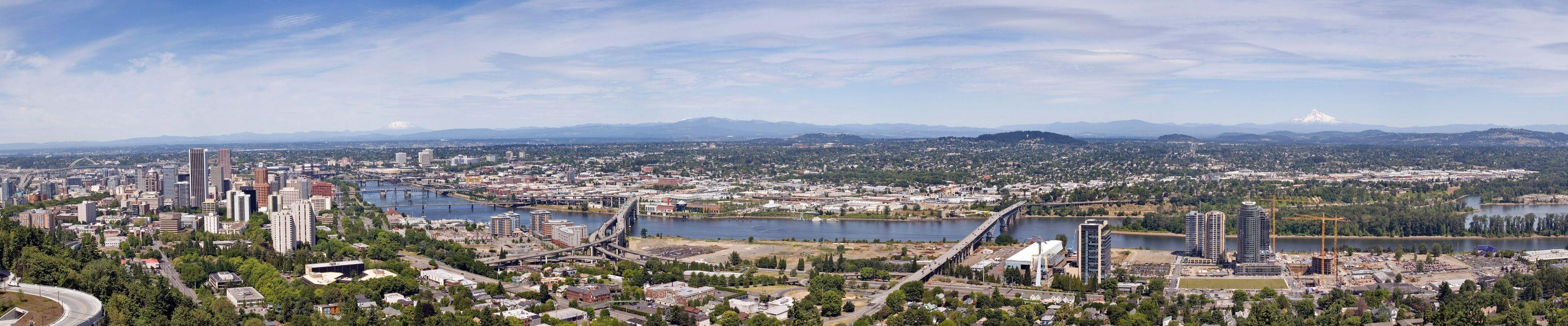 Portland Oregon wallpaper