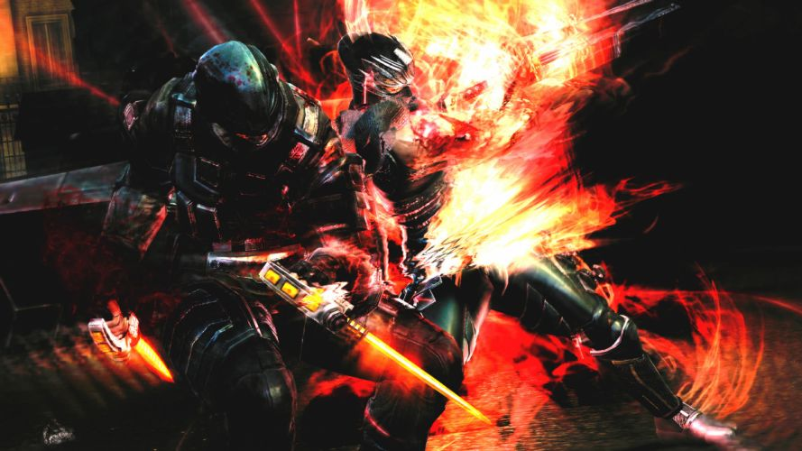 NINJA GAIDEN fantasy anime j wallpaper