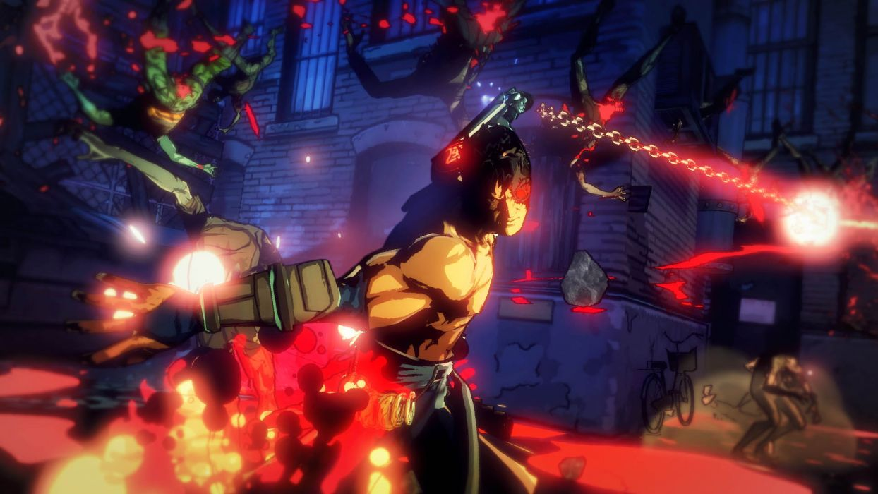 NINJA GAIDEN fantasy anime warrior battle     f wallpaper