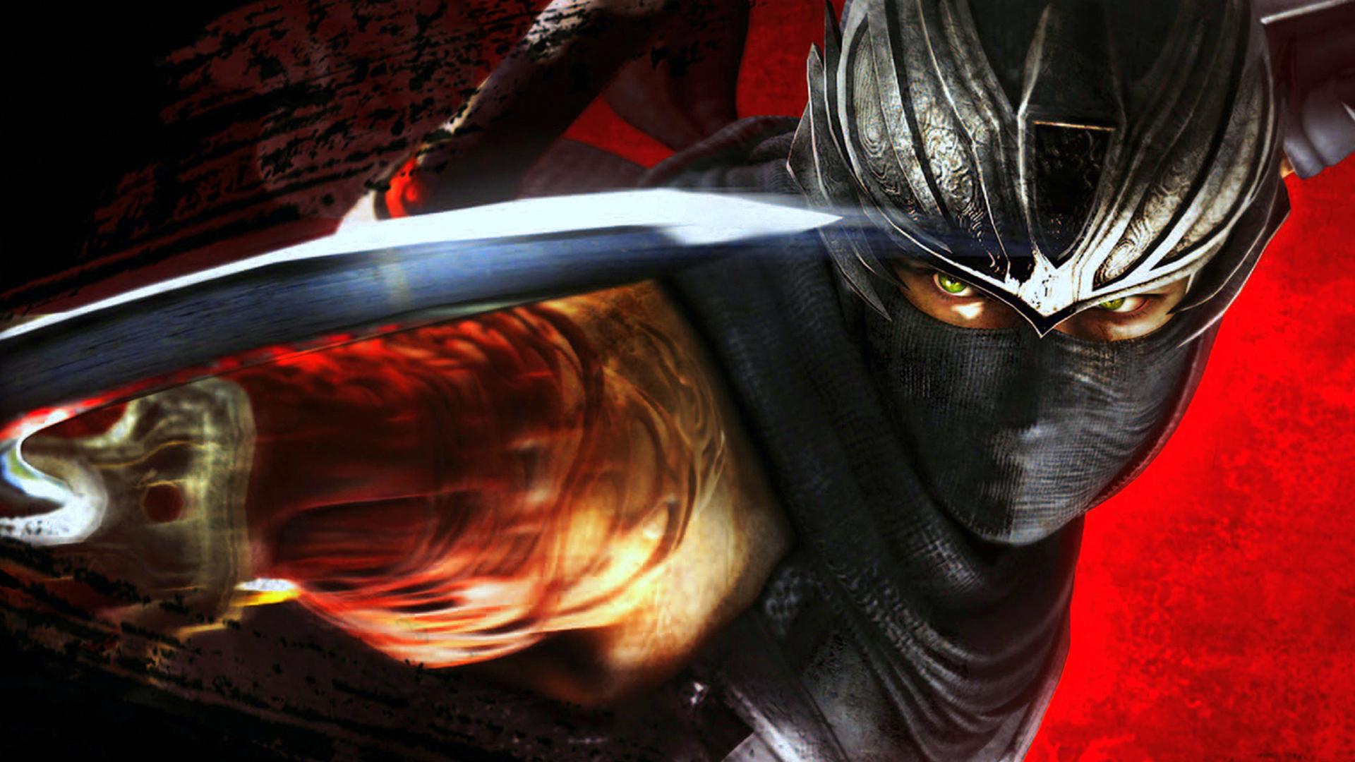 NINJA GAIDEN fantasy anime warrior weapon sword blood j wallpaper    Ninja Weapons Wallpaper