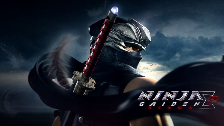 NINJA GAIDEN fantasy anime warrior weapon sword poster g wallpaper