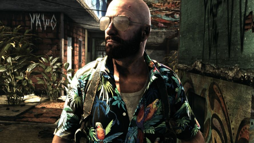 screenshots Max Payne 3 wallpaper