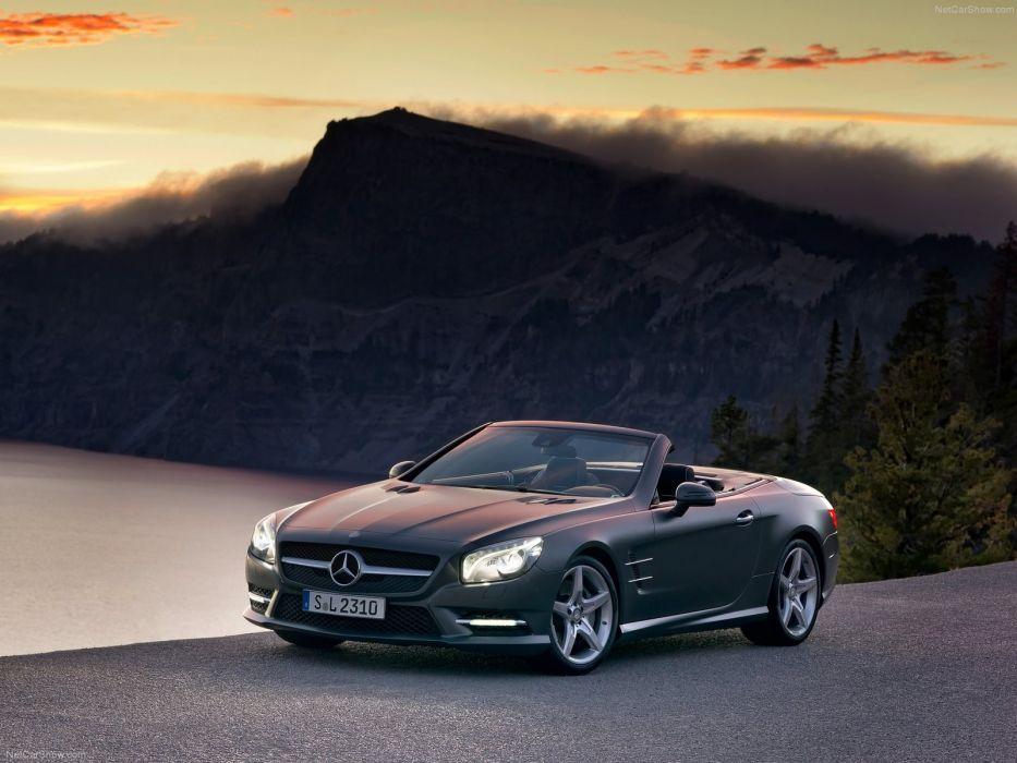 cars Mercedes-Benz Mercedes-Benz SL-Class wallpaper