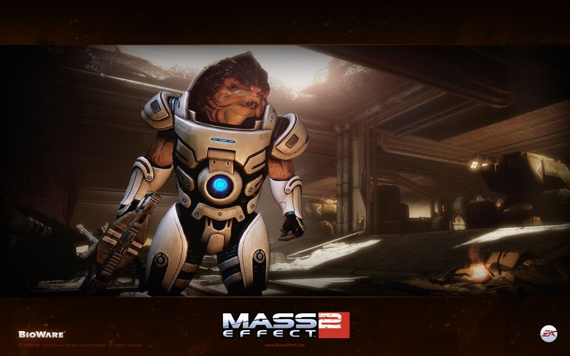 BioWare Mass Effect 2 wallpaper