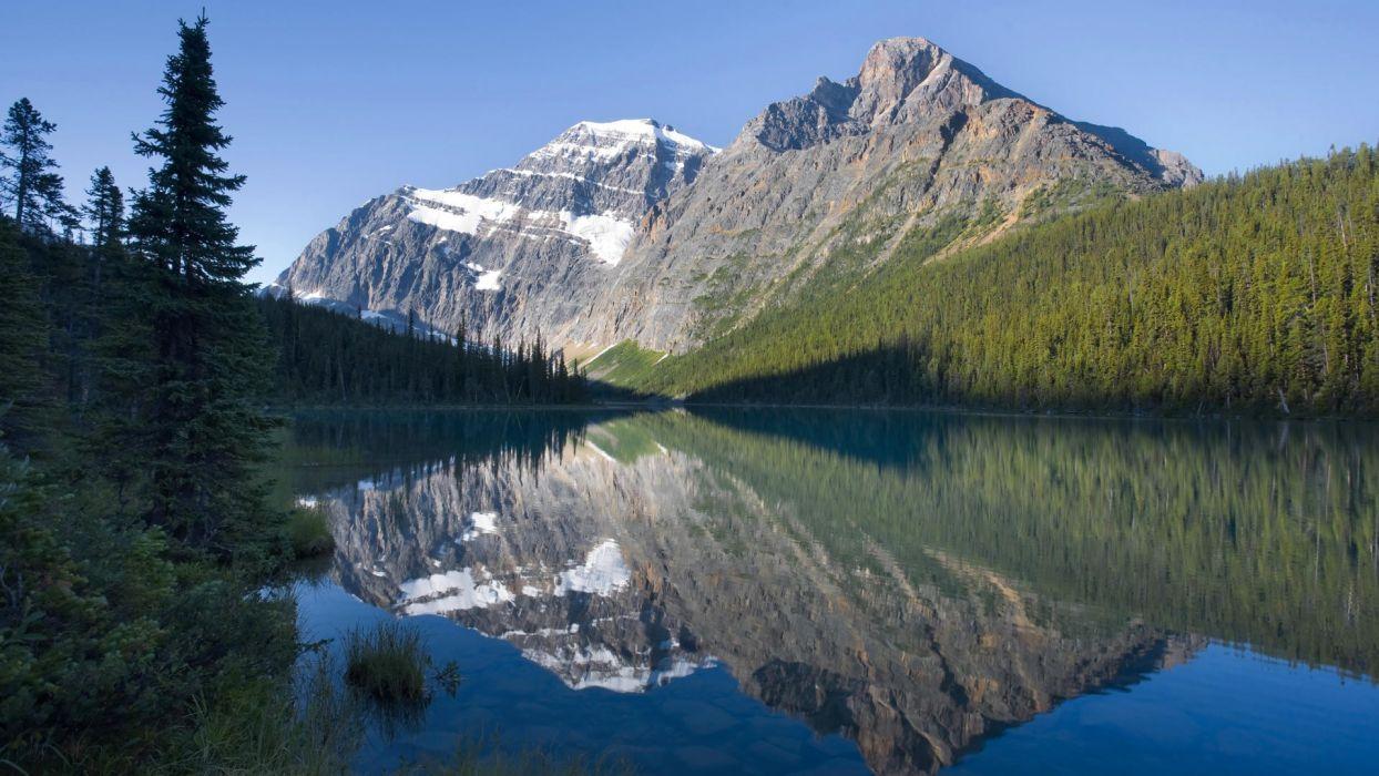 Alberta National Park Mount wallpaper
