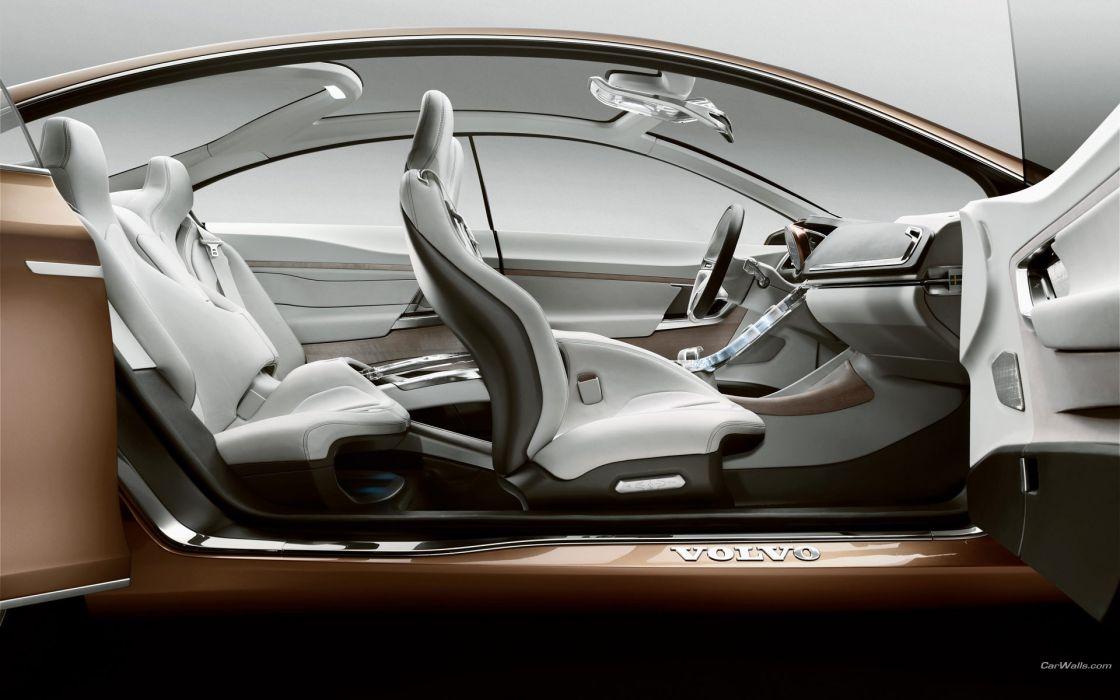 concept art vehicles supercars Volvo S60 wallpaper