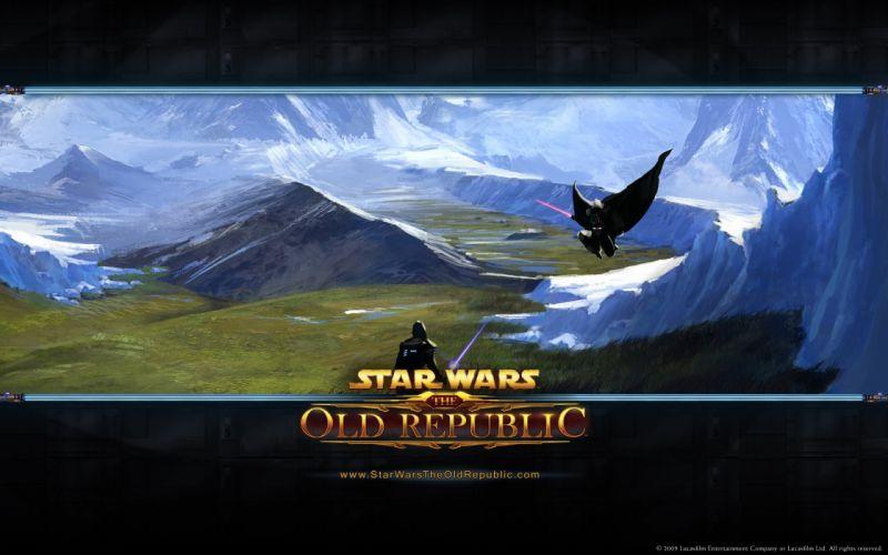 Star Wars The Old Republic wallpaper