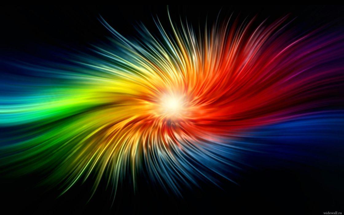 colors mystical wallpaper