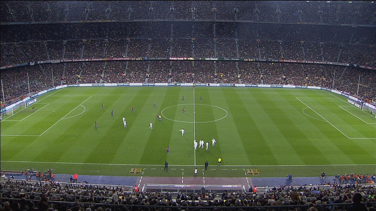 soccer Real Madrid FC Barcelona El Clasico  wallpaper