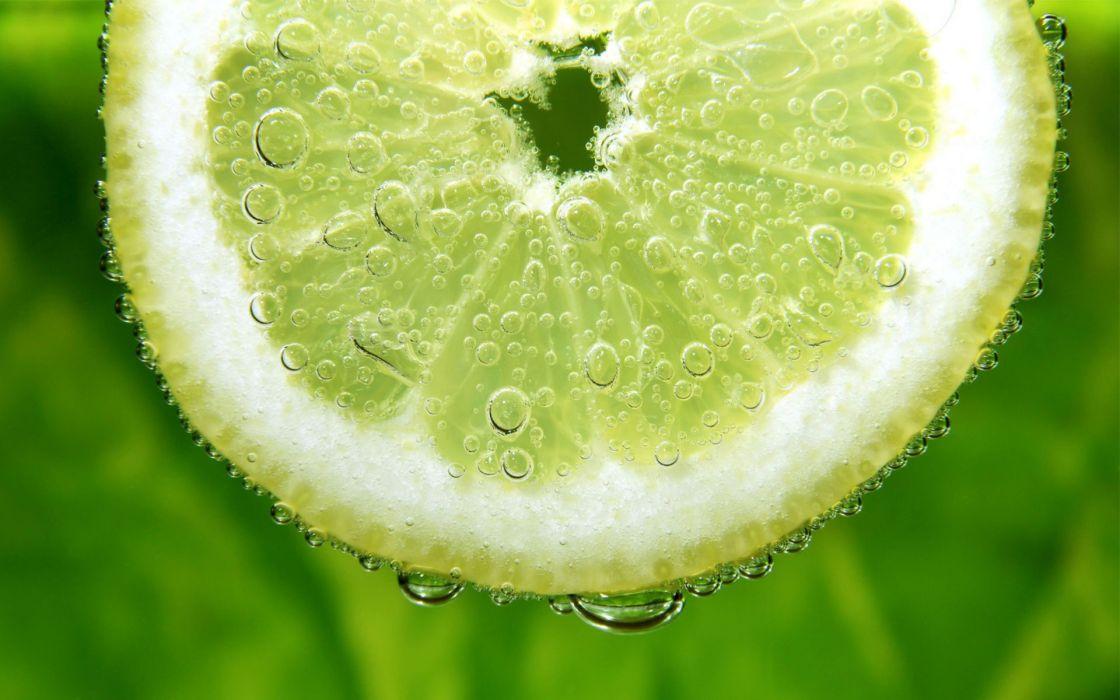 fruits food limes wallpaper