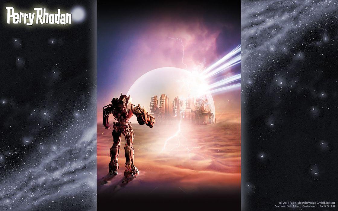 Neo magazines Perry Rhodan science fiction magazine covers Perry Rhodan NEO wallpaper