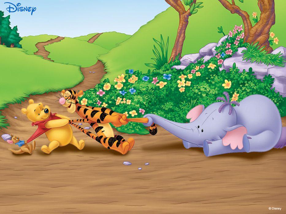 Disney Company Winnie the Pooh wallpaper
