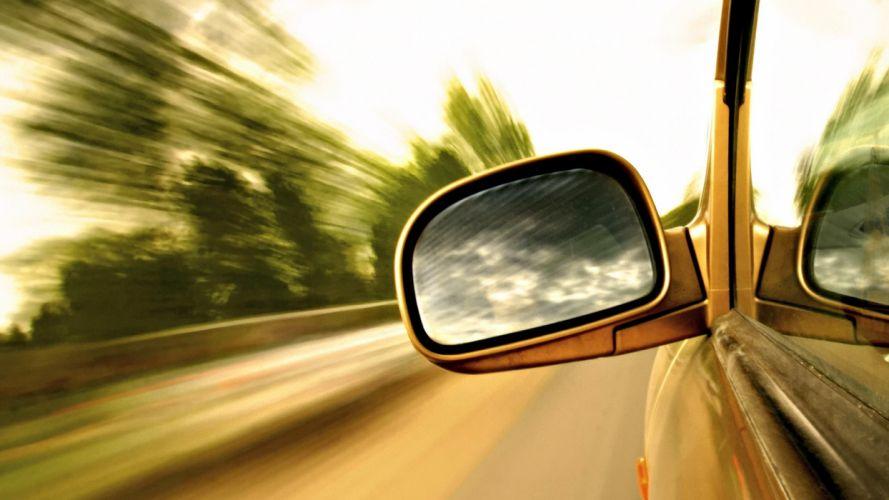 cars side car mirror wallpaper
