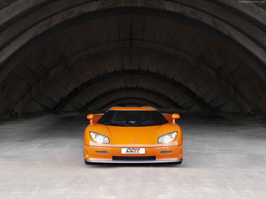 cars Koenigsegg CCR wallpaper