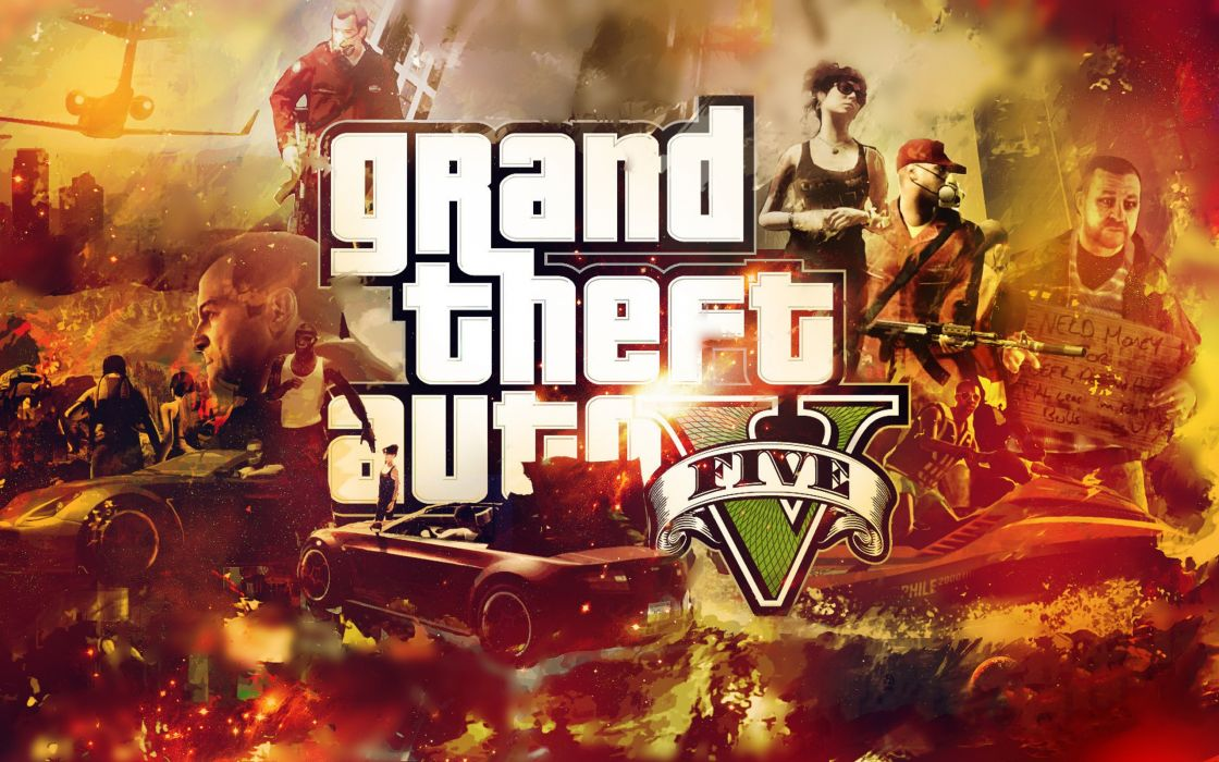 Grand Theft Auto V Grand Theft Auto 5 wallpaper