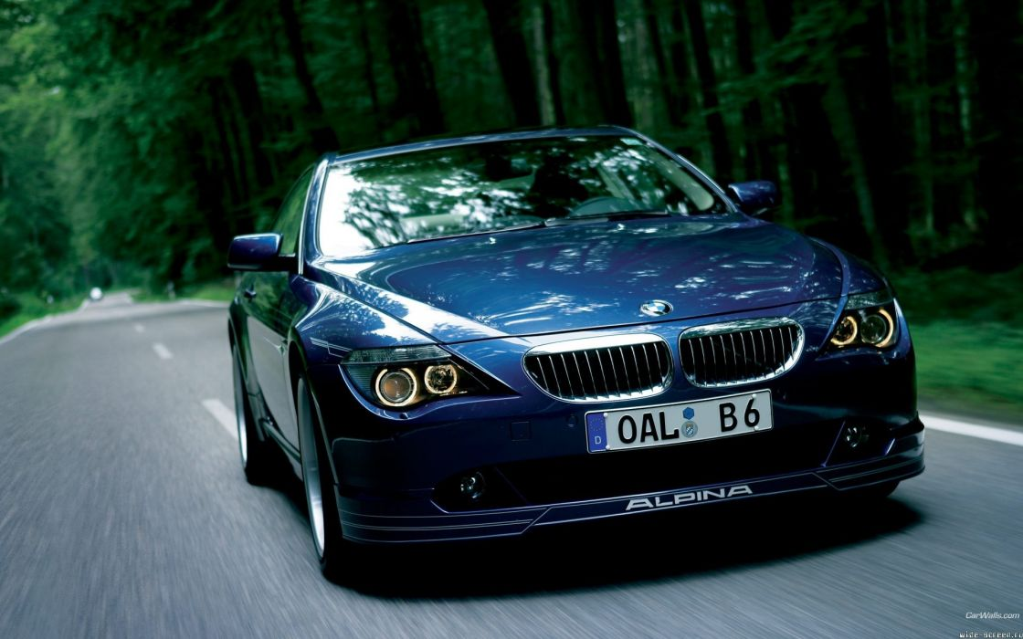 nature BMW trees forests cars roads vehicles wallpaper
