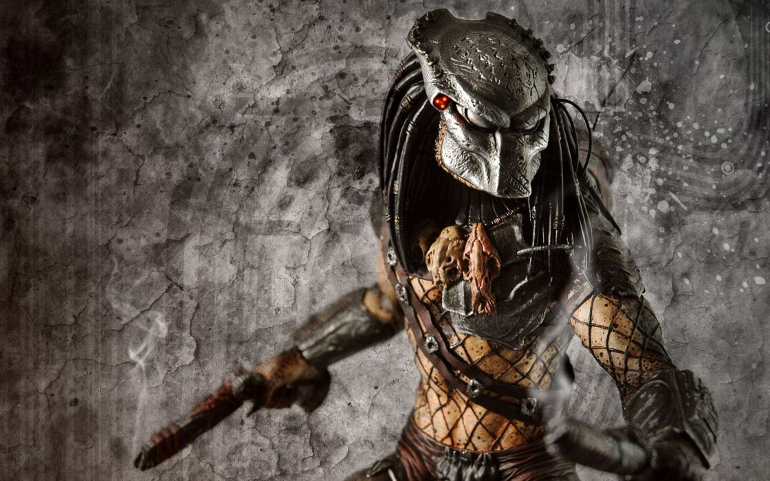 predator Aliens Requiem wallpaper