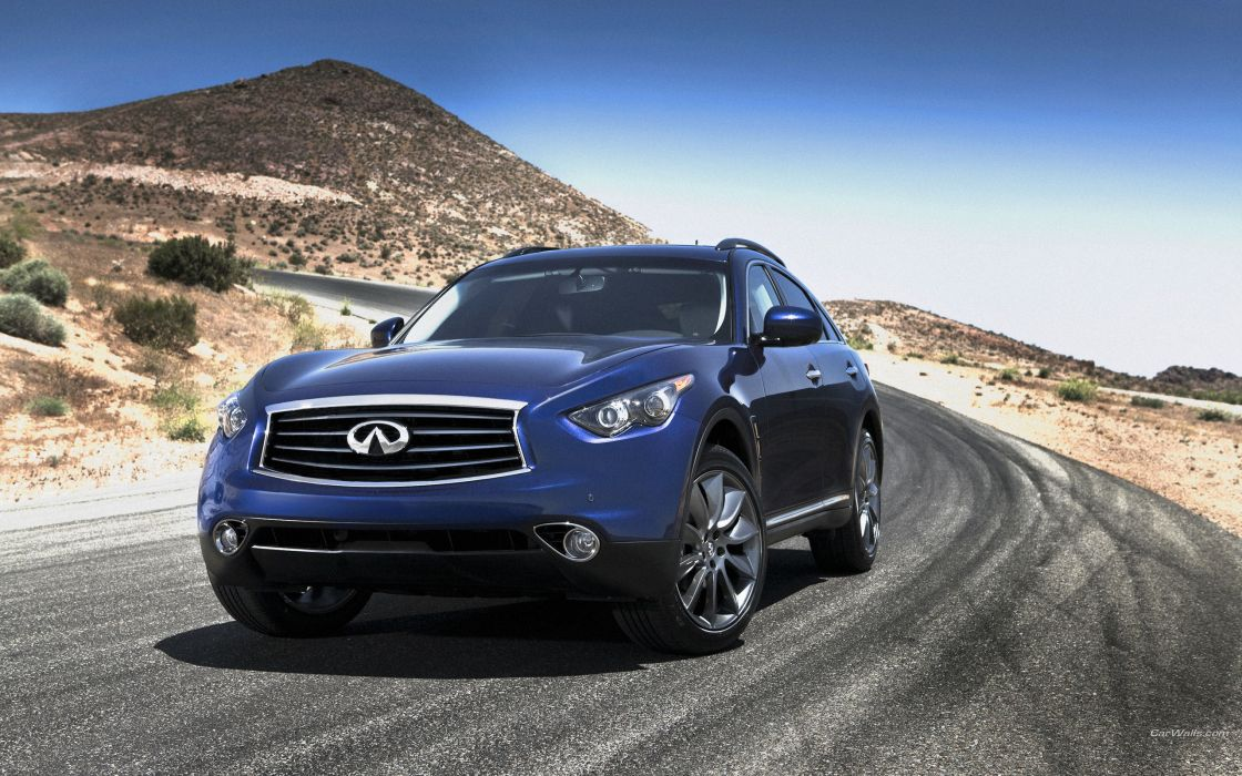 cars Infiniti wallpaper