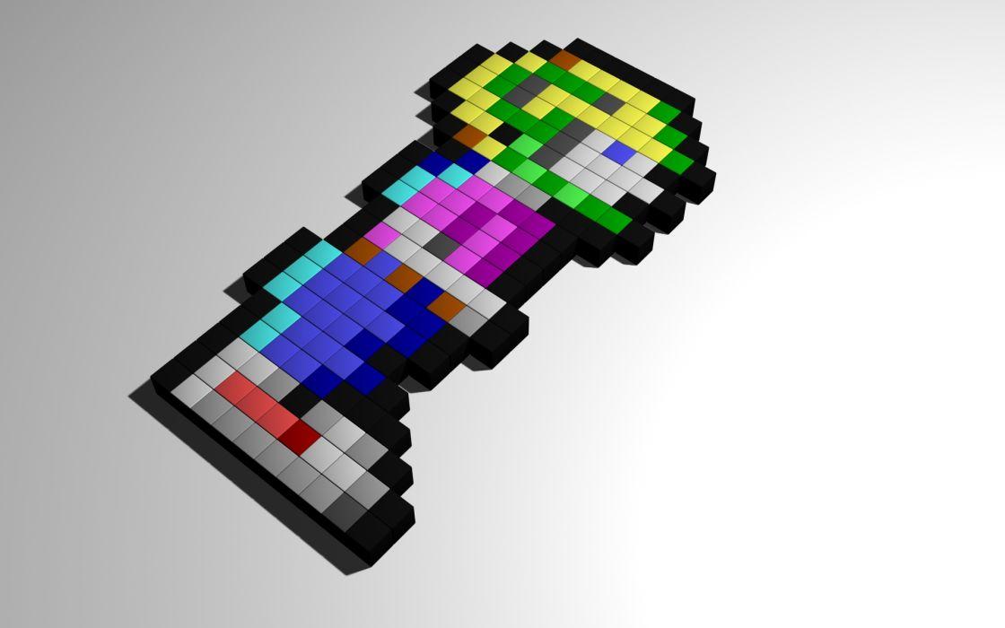 video games Commander Keen Pixel wallpaper