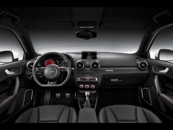 vehicles Audi A1 dashboards Quattro wallpaper