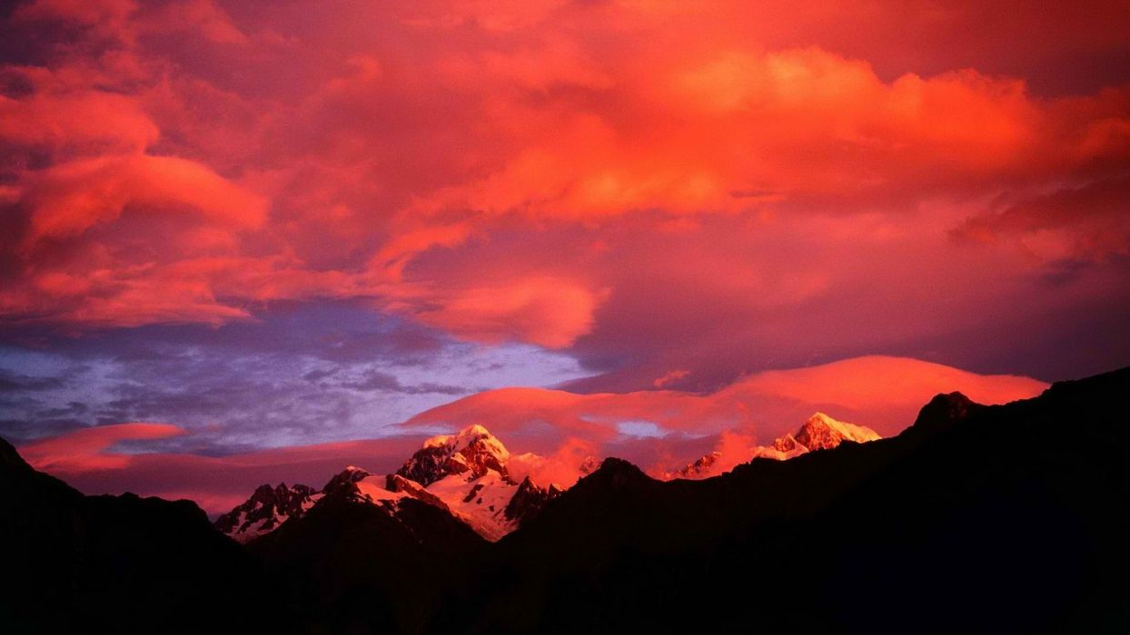 New Zealand Mount wallpaper