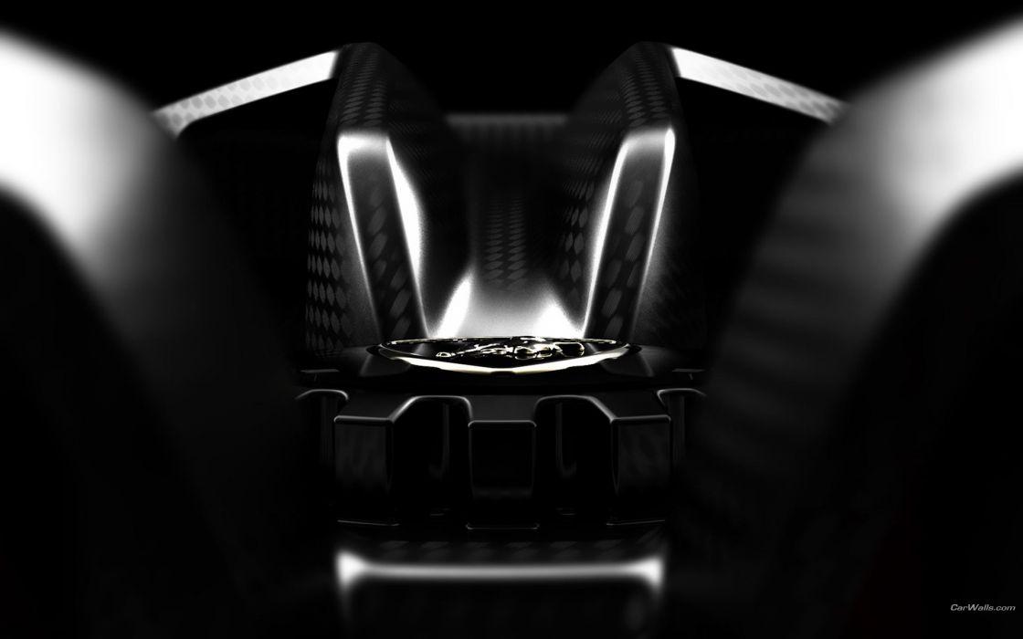 Lamborghini Lambo sesto elemento wallpaper
