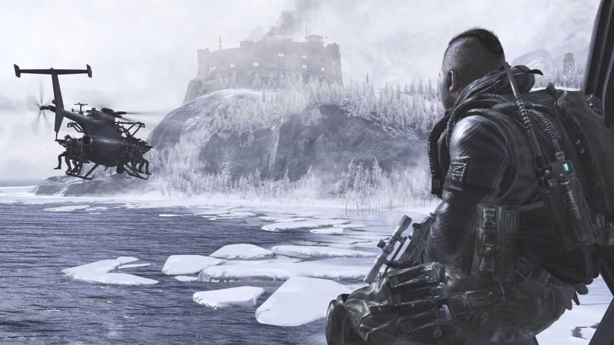 video games Call of Duty soap wallpaper