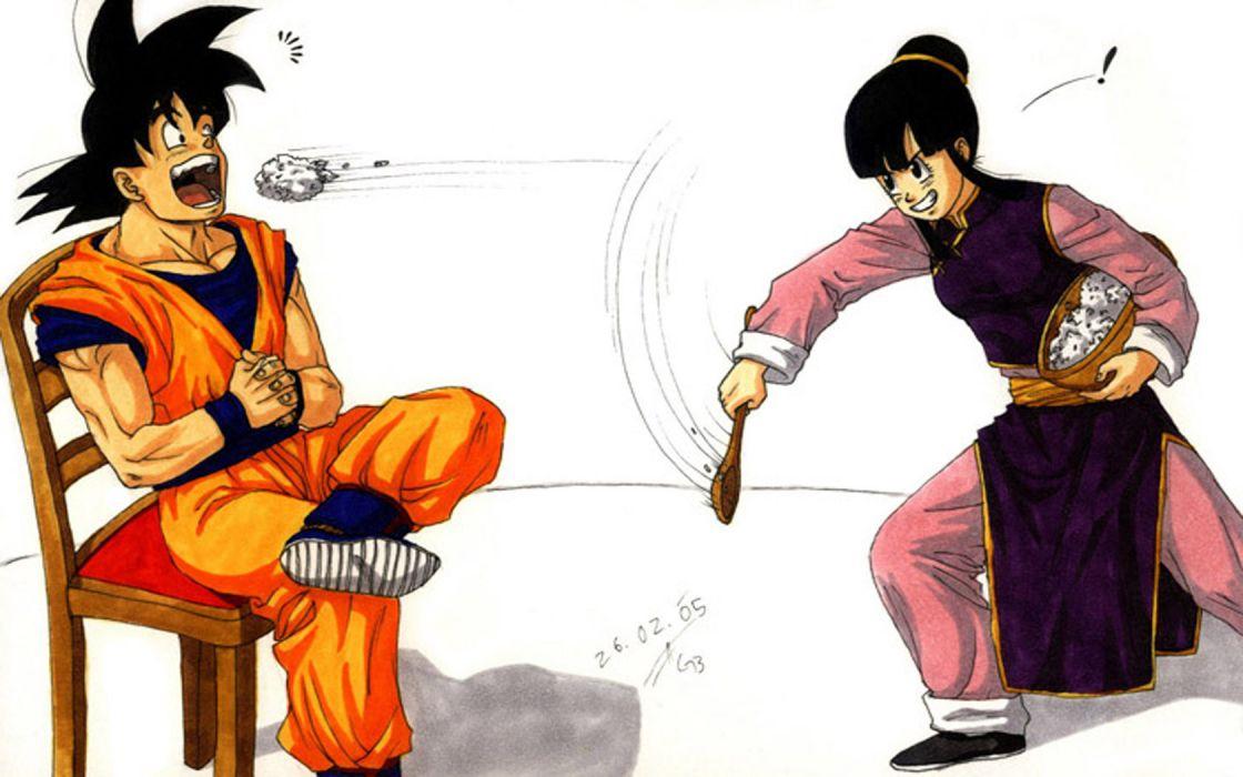 Son Goku Dragon Ball wallpaper