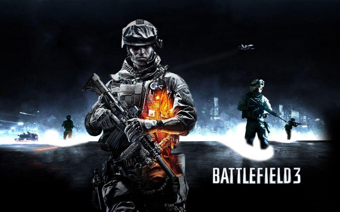 Battlefield dice EA Games Battlefield 3 wallpaper