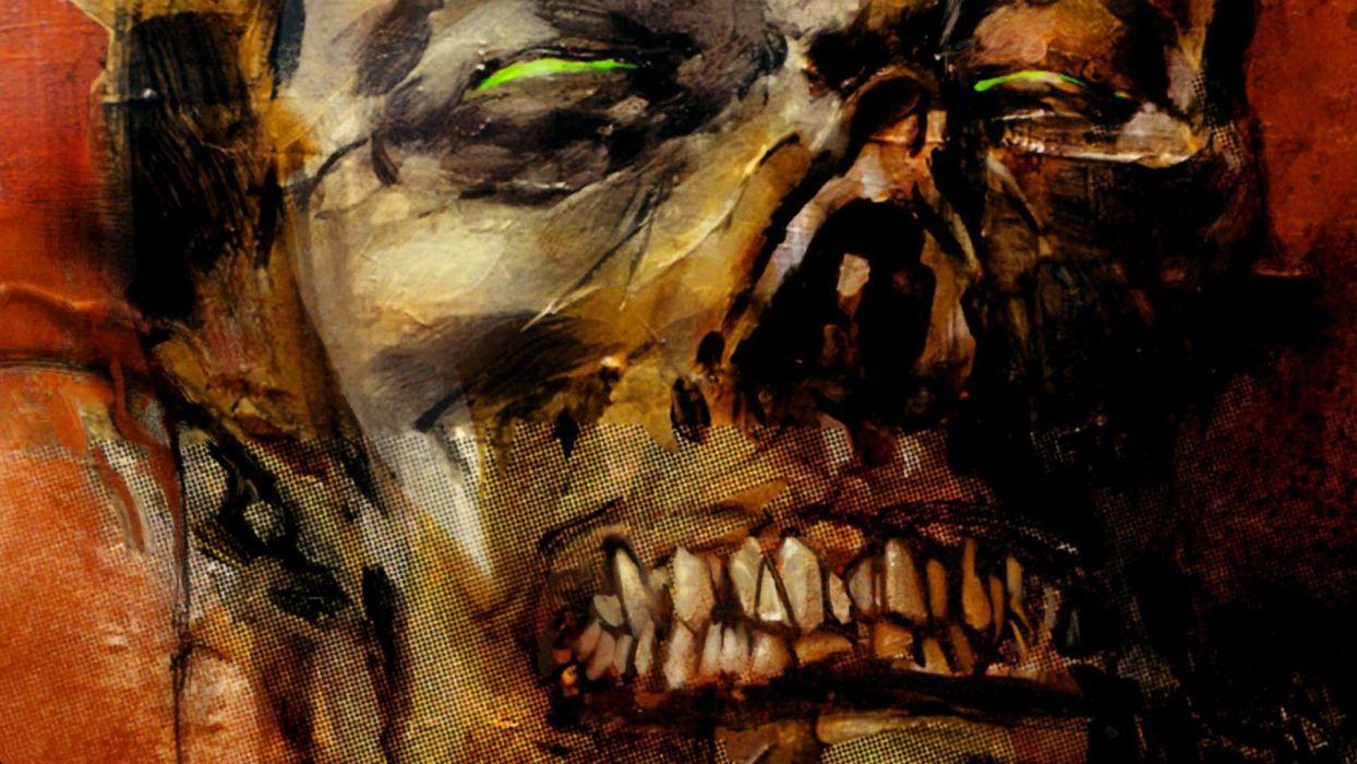 Spawn comics Image Comics wallpaper