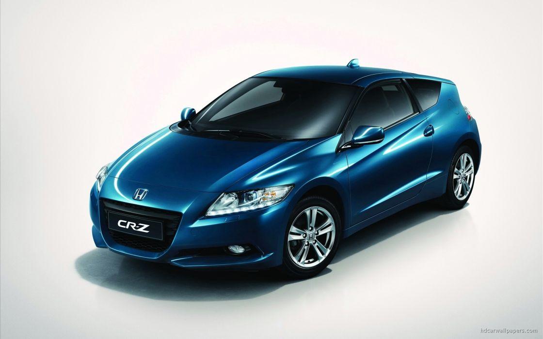 Hybrid coupe Honda CR wallpaper