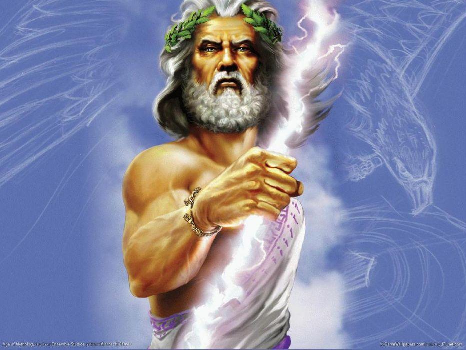video games God Age of Mythology wallpaper