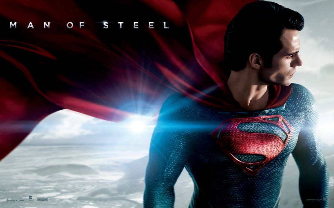 Man Of Steel wallpaper
