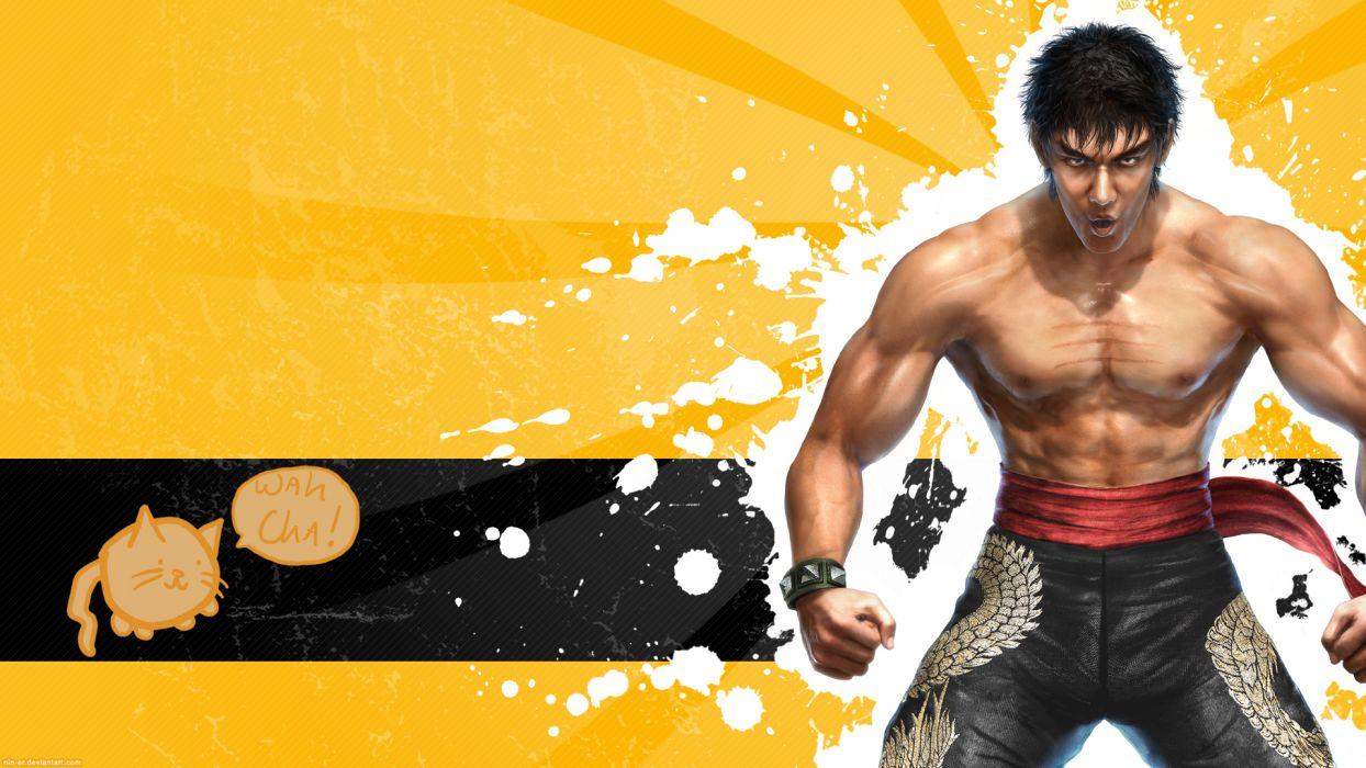 Tekken Kill Bill marshall wallpaper