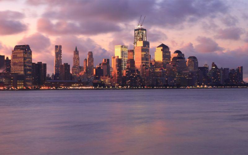 New York City cities wallpaper