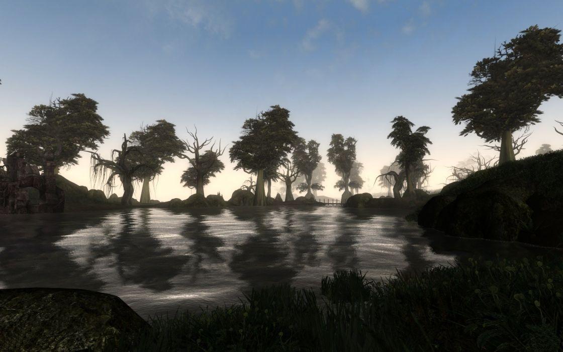 Morrowind Overhaul wallpaper