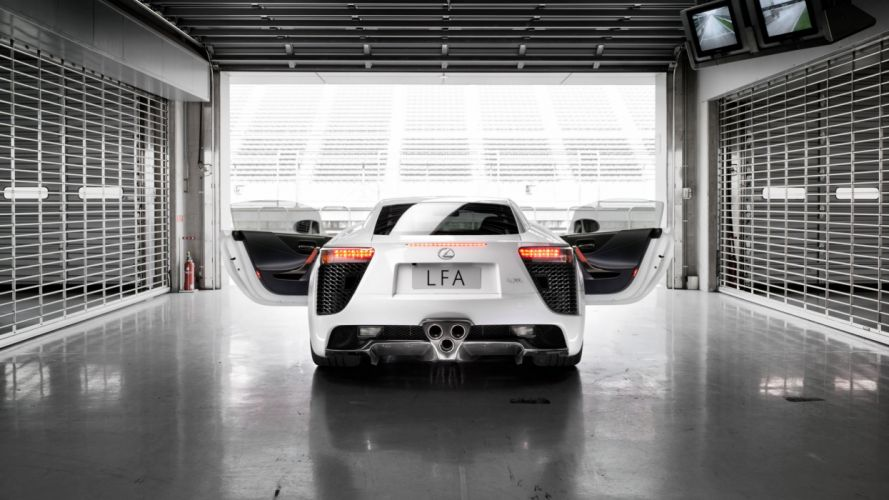 cars Lexus supercars wallpaper