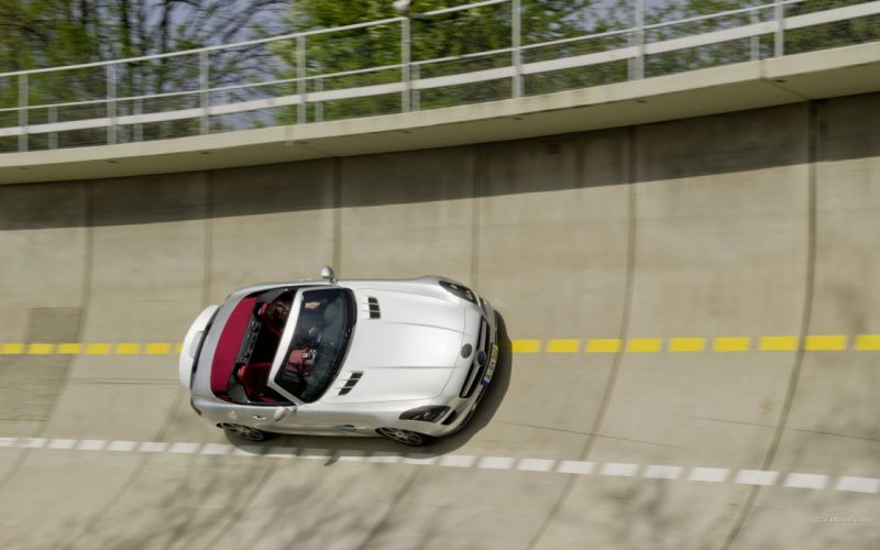 cars roadster Mercedes-Benz wallpaper