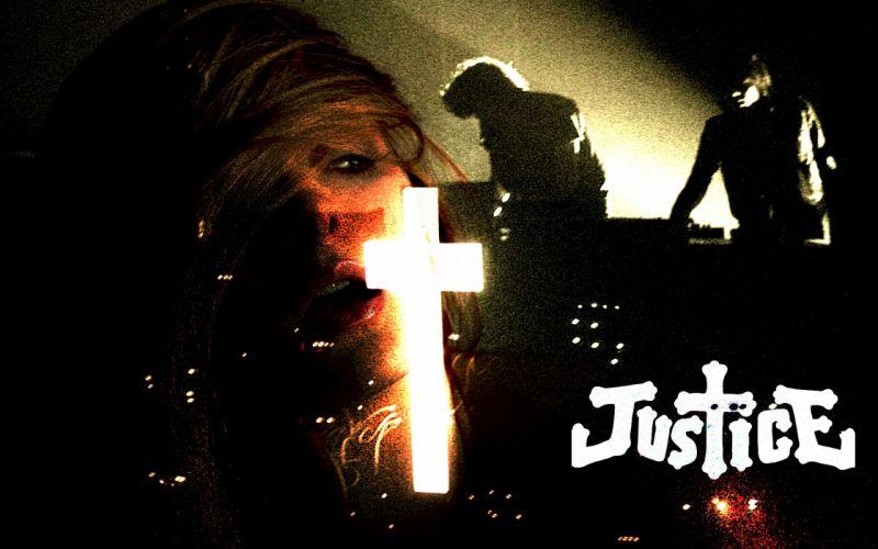 black music dark party justice French DJ copia wallpaper