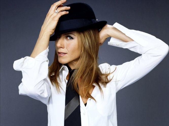 women Jennifer Aniston wallpaper