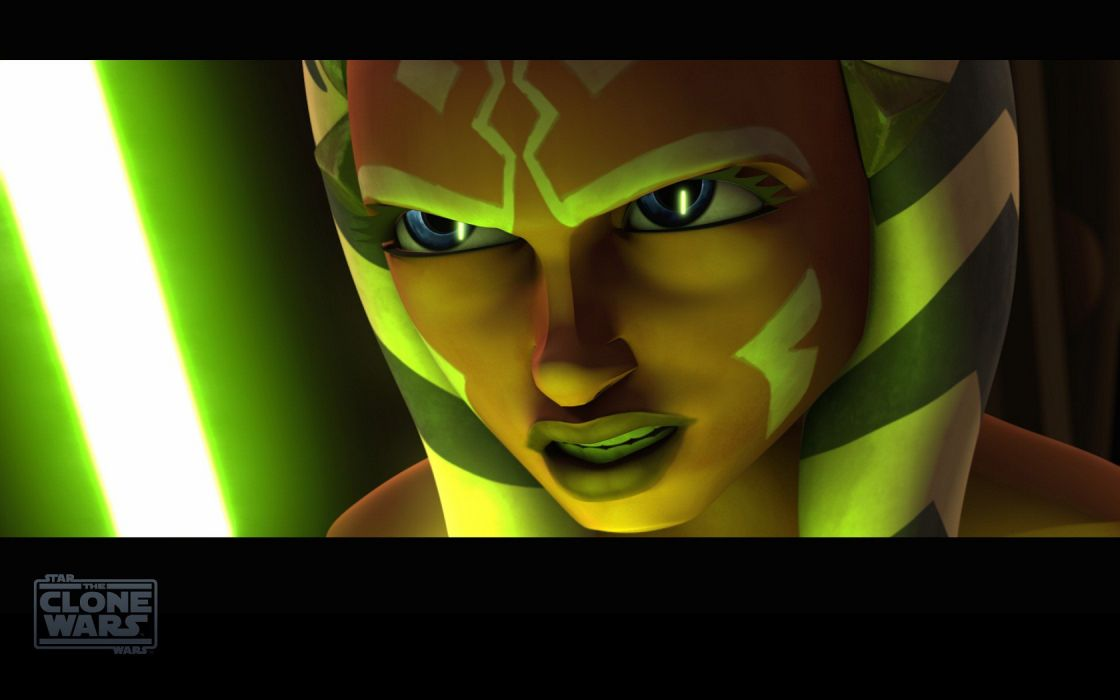 Star wars: The Clone wars TV series wallpaper