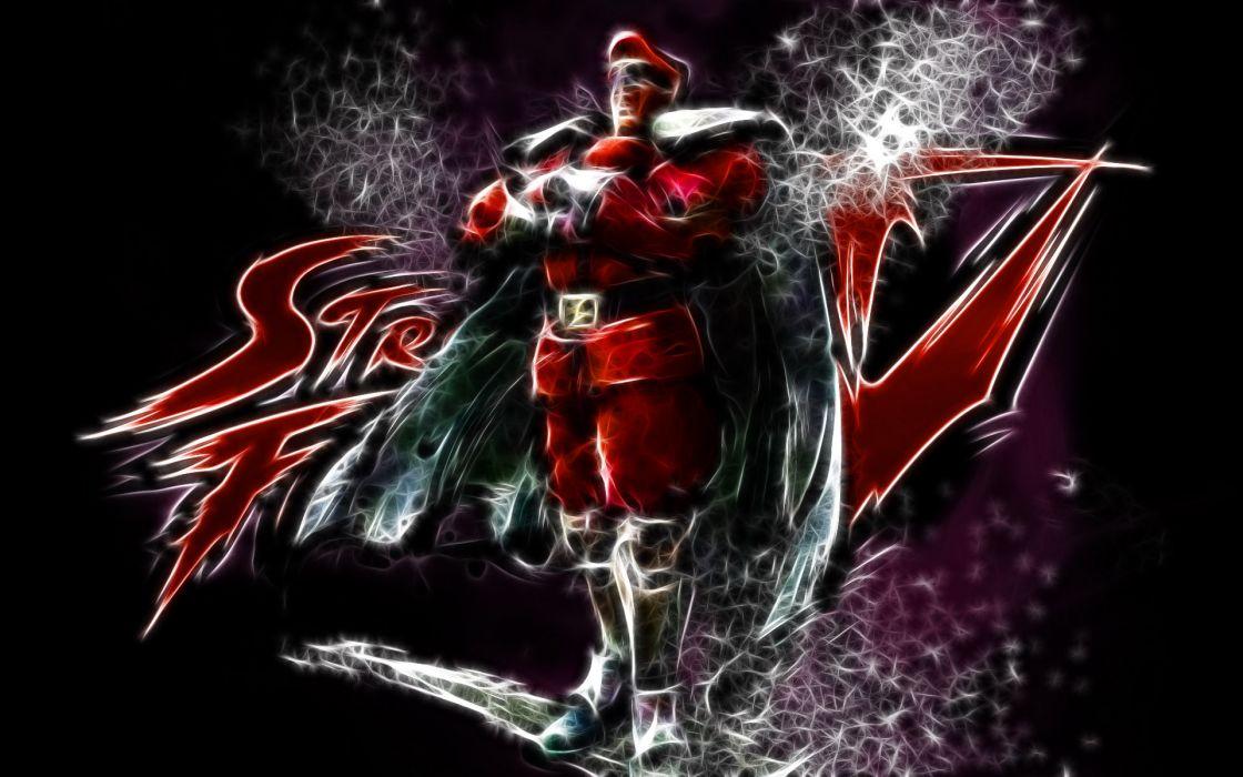 Street Fighter Street Fighter IV Mr Bison wallpaper