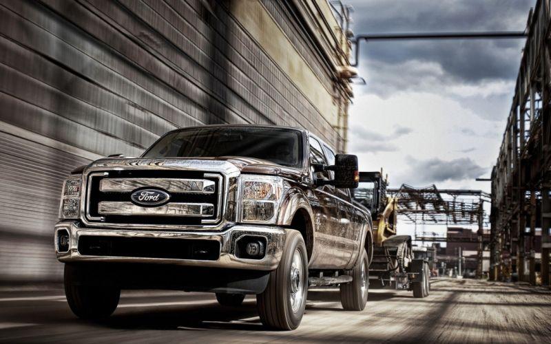 Ford pickup trucks wallpaper