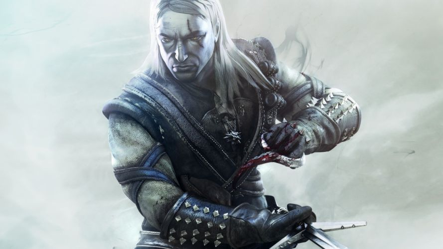 The Witcher Geralt of Rivia wallpaper